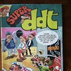 Tebeos: SUPER DDT Nº 90 BRUGUERA 1981. Lote 139536750