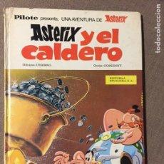 Tebeos: ASTÉRIX Y EL CALDERO COLECCION PILOTE - 1ª EDICION 1969. Lote 139554460