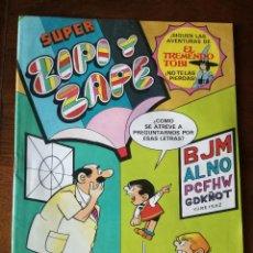Tebeos: SUPER ZIPI ZAPE Nº 150 BRUGUERA 1983 NUEVO . Lote 139597014