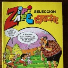 Tebeos: ZIPI Y ZAPE ESPECIAL Nº 143-144-145-SELECCIÓN Nº 1-RETAPADO BRUGUERA 1985 NUEVO. Lote 139598554