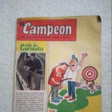 Tebeos: EL CAMPEÓN DE LAS HISTORIETAS Nº 71. Lote 139622090