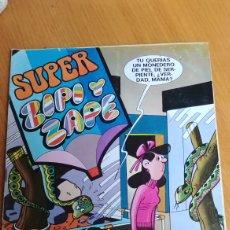 Tebeos: SUPER ZIPI Y ZAPE. Lote 139641725