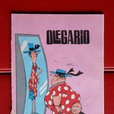 Tebeos: OLE BRUGUERA 1º EDICIÓN - OLEGARIO. Lote 139641934