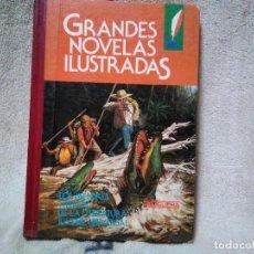 Tebeos: FAMOSAS NOVELAS ILUSTRADAS DE JULIO VERNE. Lote 207098677