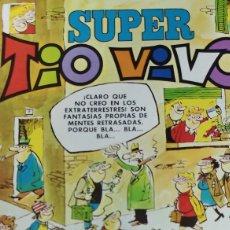 Tebeos: SUPER TIO VIVO. Lote 139731408