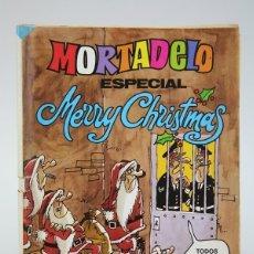 Tebeos: CÓMIC - MORTADELO ESPECIAL MERRY CHRISTMAS Nº 76 - EDIT. BRUGUERA - AÑO1979. Lote 139812728