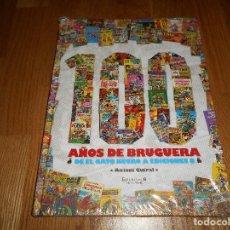 Tebeos: 100 AÑOS DE BRUGUERA - DE EL GATO NEGRO A EDICIONES B - ANTONI GUIRAL - 1ª EDICION - 2010. Lote 139834282