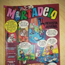 Tebeos: REVISTA JUVENIL MORTADELO.ED. BRUGUERA.1972.NO 106,AÑO III. Lote 139894666
