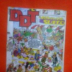 Tebeos: DDT. ALMANAQUE 1970. 15 PTS. EDITORIAL BRUGUERA - BUEN ESTADO.. Lote 139902294