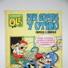 Tebeos: CÓMIC - PEPE GOTERA Y OTILIO Nº 1 / COLECCIÓN OLÉ - EDIT. BRUGUERA - AÑO 1975. Lote 139949486