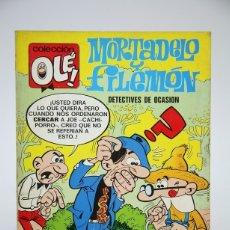 Tebeos: CÓMIC - MORTADELO Y FILEMÓN Nº 11 / COLECCIÓN OLÉ - EDIT. BRUGUERA - AÑO 1971 1ª EDICIÓN. Lote 139949556