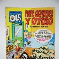 Tebeos: CÓMIC - PEPE GOTERA Y OTILIO Nº 50 / COLECCIÓN OLÉ - EDIT. BRUGUERA - AÑO 1975. Lote 139949621