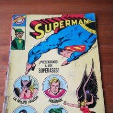 Tebeos: SUPERMAN NÚMERO 9. Lote 139960878