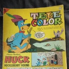 Tebeos: TELE COLOR Nº 36 3.50 PTS. Lote 140023762