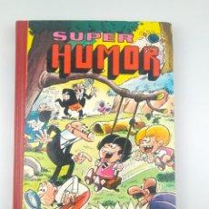 Tebeos: SUPER HUMOR VOLUMEN 20 ZIPI Y ZAPE Y MORTADELO Y FILEMON. Lote 140086826