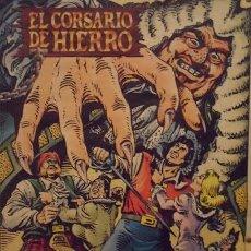 Tebeos: EL CORSARIO DE HIERRO ---POSTER - EDICION HISTORICA & EDICIONES B. Lote 140118710