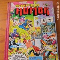Tebeos: SUPER HUMOR XXIII - MORTADELO Y FILEMON, SACARINO, TRAGACANTO, ANACLETO, ZIPI Y ZAPE... EWOKS TUDOR. Lote 140121406