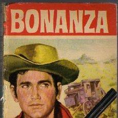 Tebeos: BONANZA Nº 42 - LAS PLUMAS AZULES - EDITORIAL BRUGUERA - 1966. Lote 140127922