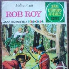 Tebeos: ROB ROY. WALTER SCOTT. . Lote 140161126