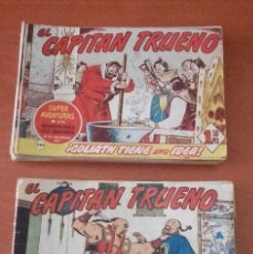 Tebeos: EL CAPITÁN TRUENO EDITORIAL BRUGUERA LOTE DE 63 Nº. Lote 140252610
