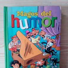Tebeos: MAGOS DEL HUMOR - NUMERO XXI - BRUGUERA - 1975. Lote 140277926