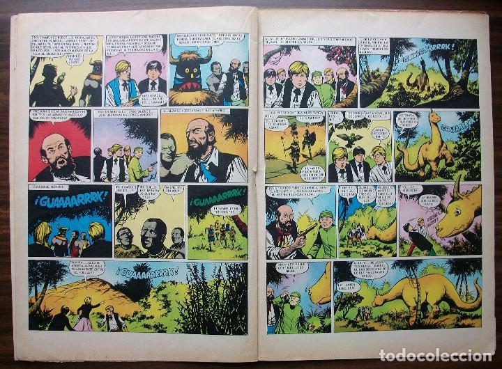 Tebeos: LA ISLA DE NUNCA MAS. VINCENT MULBERRY Nº 59, AÑO 1976 - Foto 2 - 140278070