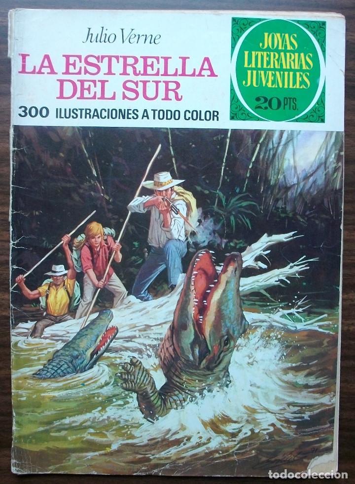 LA ESTRELLA DEL SUR. JULIO VERNE Nº 33, AÑO 1975 (Tebeos y Comics - Bruguera - Joyas Literarias)