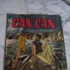 Tebeos: CAN CAN. REVISTA PARA MAYORES, Nº 50. EDITORIAL BRUGUERA.. Lote 140354374