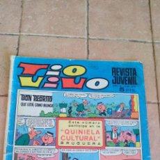 Tebeos: TIO VIVO - BRUGUERA - NUMERO 370 - 5 PESETAS. Lote 140385678