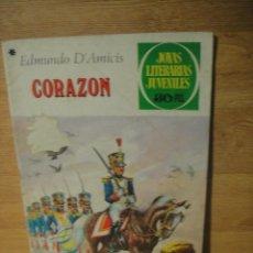 Tebeos: CORAZON - 1ª EDICION 1978. Lote 140387370