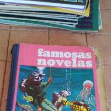 Tebeos: FAMOSAS NOVELAS, RETAPADO, BRUGUERA - JOYAS LITERARIAS. Lote 140397982