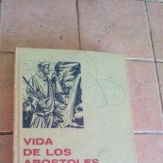 Tebeos: VIDA DE LOS APOSTOLES - BRUGUERA - HISTORIAS SELECCIÓN - SERIE HISTORIA Y BIOGRAFIA Nº9. Lote 178879230