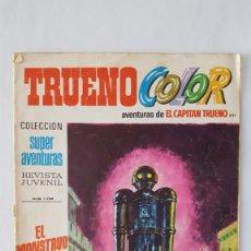 Tebeos: COMIC / EL CAPITAN TRUENO / EL MONSTRUO DE METAL / BRUGUERA 1974 / Nº 291 . Lote 140447334