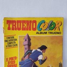 Tebeos: COMIC / EL CAPITAN TRUENO / EL PINTORESCO ZORRINI / BRUGUERA 1971 / Nº 16. Lote 140447530