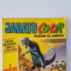 Tebeos: COMIC / JABATO / EL MONSTRUO ATERRADOR / BRUGUERA 1970 / Nº 10. Lote 140448398
