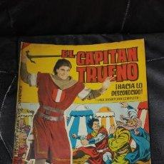 Tebeos: EL CAPITAN TRUENO ALBUM GIGANTE Nº 3 HACIA LO DESCONOCIDO. Lote 140478994