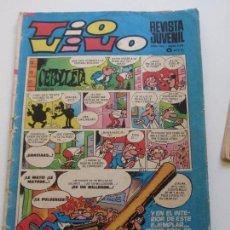 Tebeos: TIO VIVO, Nº 536, AÑO XIV, EPOCA 2ª. BRUGUERA 1971 . C18. Lote 140556766