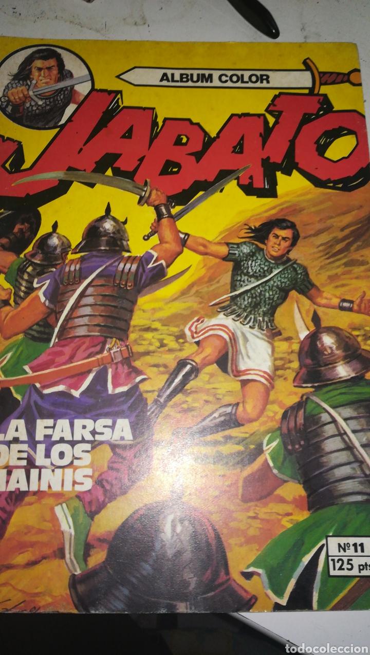 JABATO. NUM 11 1980 (Tebeos y Comics - Bruguera - Jabato)