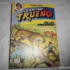 Tebeos: ALBUM COLOR EL CAPITAN TRUENO 12 NUMEROS COLECCION COMPLETA EDITORIAL BRUGUERA. Lote 140592134