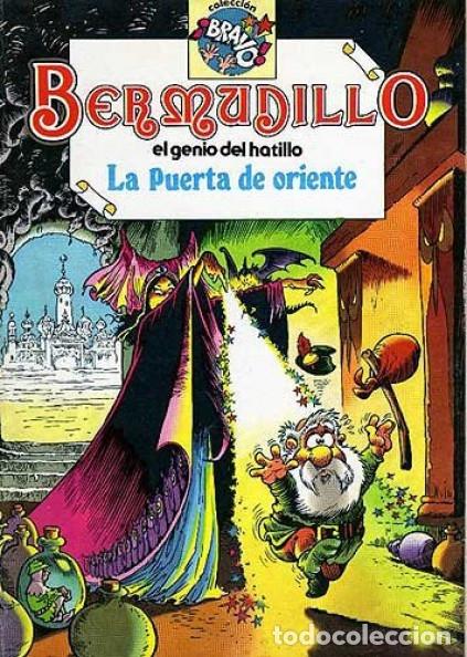 BERMUDILLO EL GENIO DEL HATILLO- BRAVO - Nº 4 -LA PUERTA DE ORIENTE-BUENO-DIFÍCIL-LEAN-9664 (Tebeos y Comics - Bruguera - Bravo)