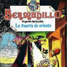 Tebeos: BERMUDILLO EL GENIO DEL HATILLO- BRAVO - Nº 4 -LA PUERTA DE ORIENTE-BUENO-DIFÍCIL-LEAN-9664. Lote 140594934