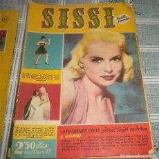 Tebeos: SISSI BRUGUERA 1958 REVISTA FEMENINA N.º 87 VIDA EN FOTOS DE JANET LEIGH II. Lote 140803478
