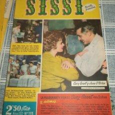 Tebeos: SISSI BRUGUERA 1958 REVISTA FEMENINA N.º 113 VIDA EN FOTOS DE CARY GRANT IV. Lote 140805802