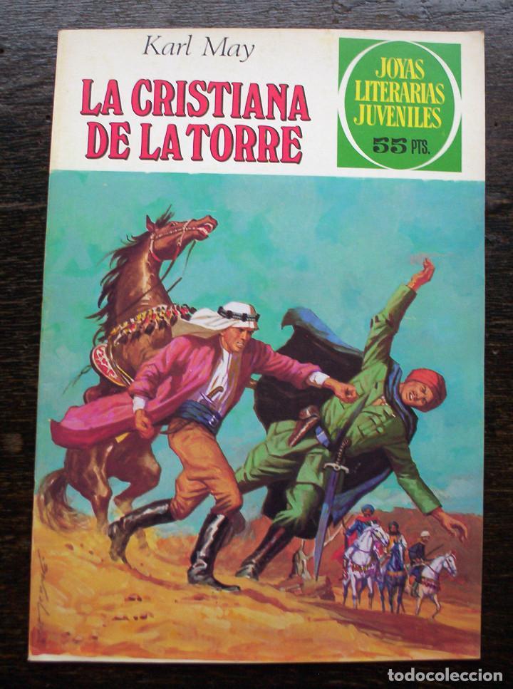 LA CRISTIANA DE LA TORRE - KARL MAY - NÚMERO 244 - AÑO 1981 - PERFECTO ESTADO (Tebeos y Comics - Bruguera - Joyas Literarias)