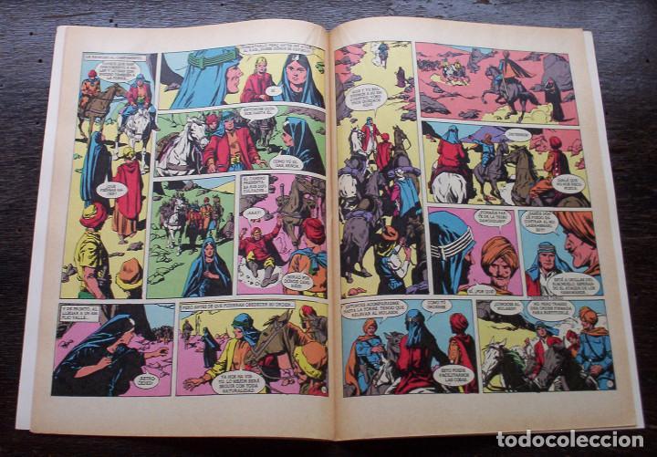 Tebeos: LA CRISTIANA DE LA TORRE - KARL MAY - NÚMERO 244 - AÑO 1981 - PERFECTO ESTADO - Foto 6 - 140861466