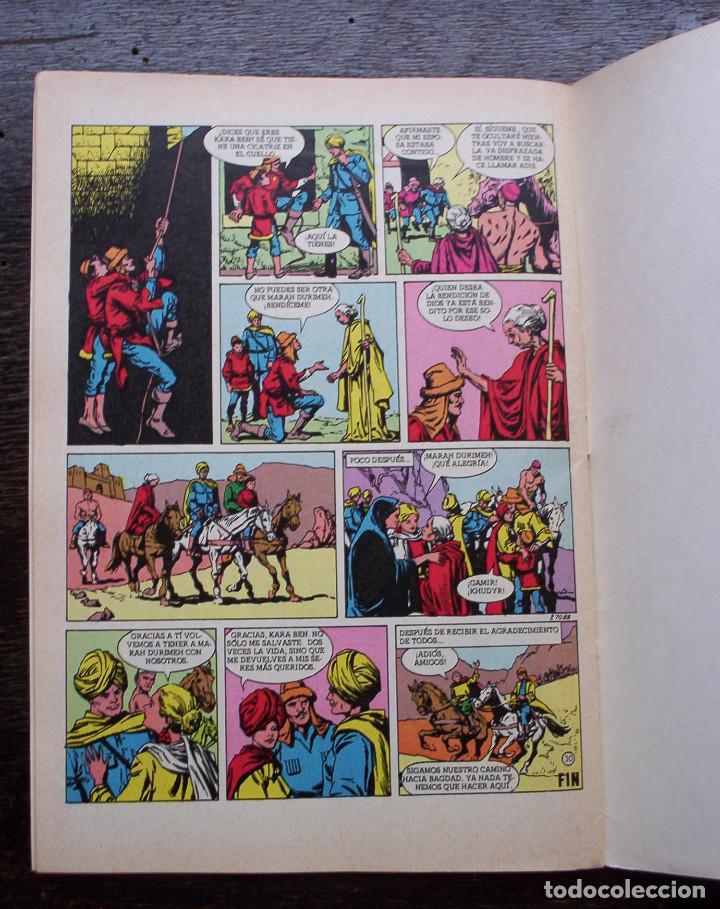 Tebeos: LA CRISTIANA DE LA TORRE - KARL MAY - NÚMERO 244 - AÑO 1981 - PERFECTO ESTADO - Foto 9 - 140861466