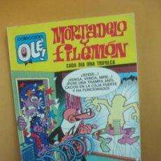 Tebeos: MORTADELO Y FILEMON. COLECCION OLE 87 - M.15 EDICIONES B 1987.. Lote 140871698
