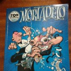 Tebeos: TOP COMIZ Nº 8 MORTADELO Y FILEMON - ROMPETECHOS . Lote 140933570