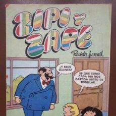 Tebeos: ZIPI Y ZAPE Nº501 - EDITORIAL BRUGUERA - 1982. Lote 141146478