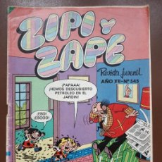 Tebeos: ZIPI Y ZAPE Nº545 - EDITORIAL BRUGUERA - 1983. Lote 141147178